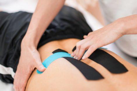 Bandas o tiras de color para las lesiones, ¿son realmente útiles?