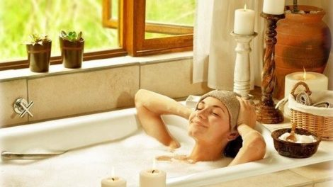 Cómo prepararte un baño energético