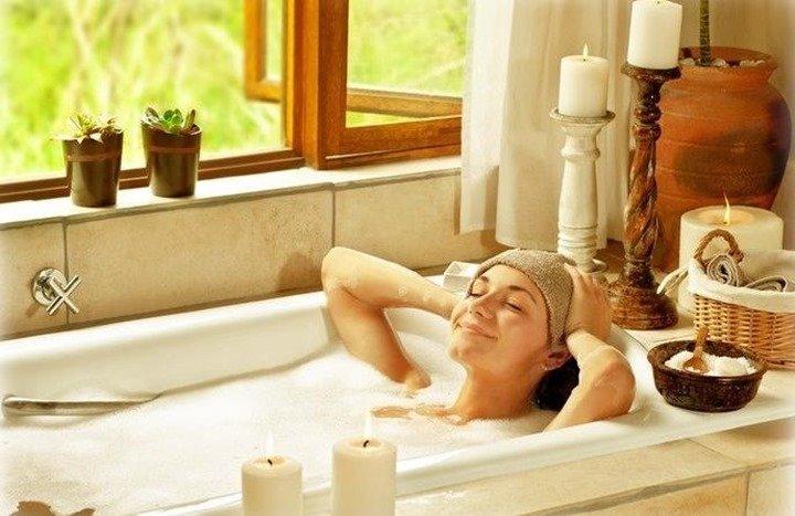 Baño energizante: cómo hacerlo