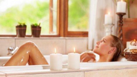 Beneficios del baño de relax
