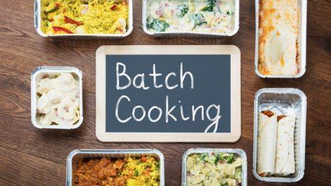Para qué sirve Batch Cooking