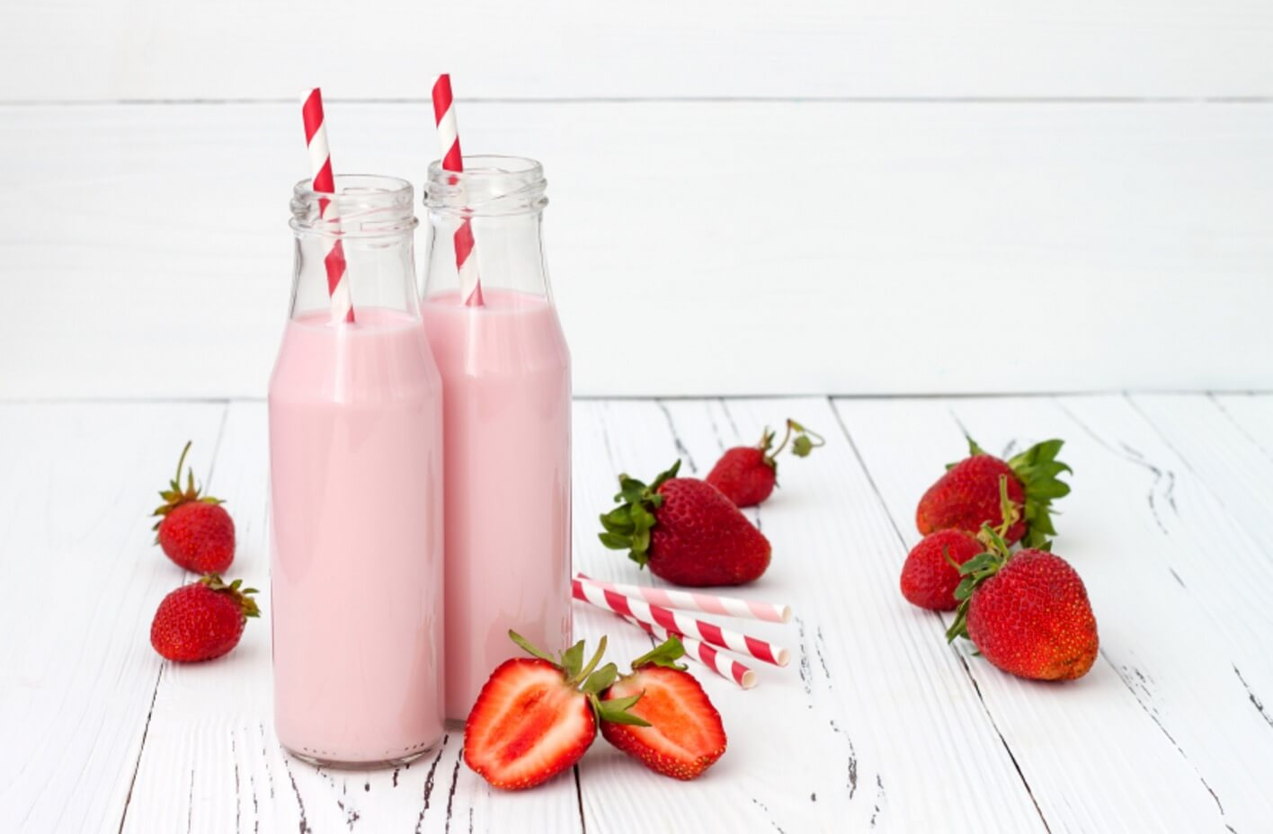 Recetas para hacer batidos con pocas calorías ideales para dietas