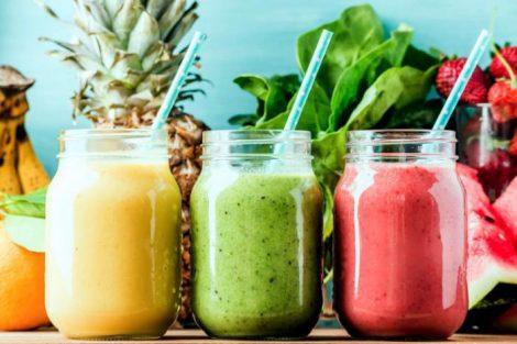 Batidos sanos y ricos: 5 recetas de batidos healthy