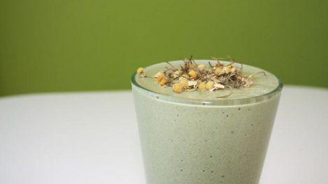 Deliciosas recetas de batidos de fruta con leche de soja