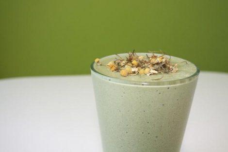 Recetas de batidos de fruta con leche de soja