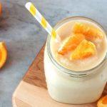 5 recetas de batidos naranjas muy ricos en antioxidantes