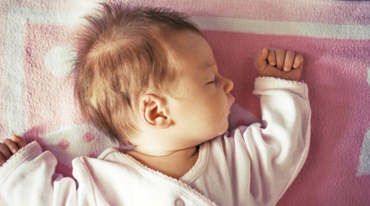 Dormir al bebé boca arriba