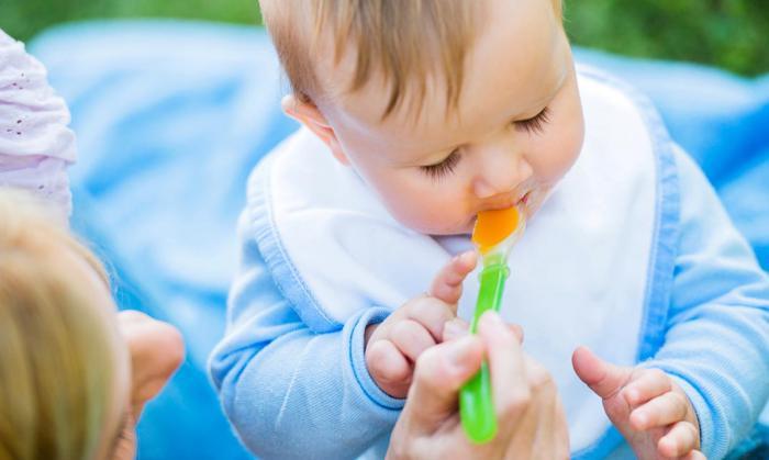 Bebés veganos tras la lactancia