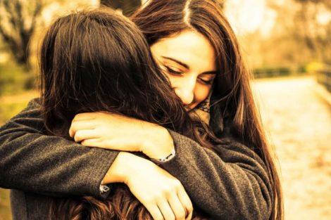 Abraza, es gratis y además muy saludable