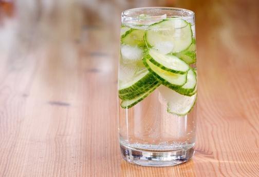 Beneficios del agua de pepino
