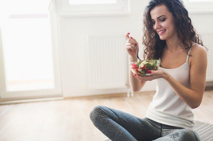 Beneficios de la alimentacion vegetariana