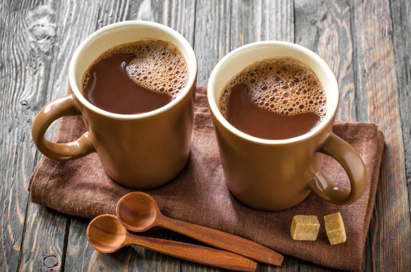 Propiedades del cacao amargo