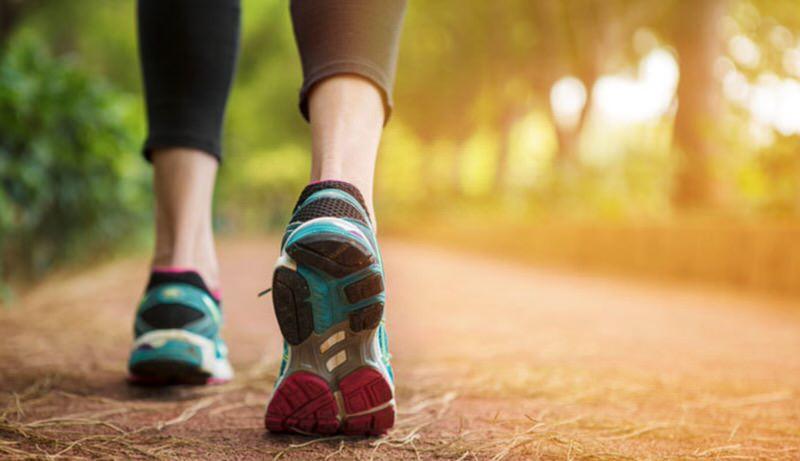 Beneficios de caminar cada día