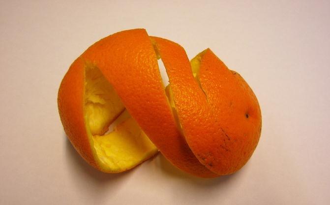 Beneficios de las cáscaras de frutas
