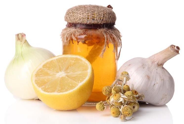 Los beneficios de comer ajo, cebolla y limón todos los días