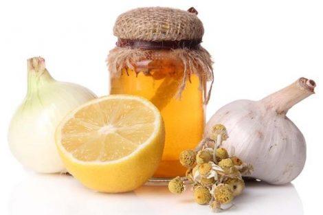 Por qué comer ajo, cebolla y limón todos los días