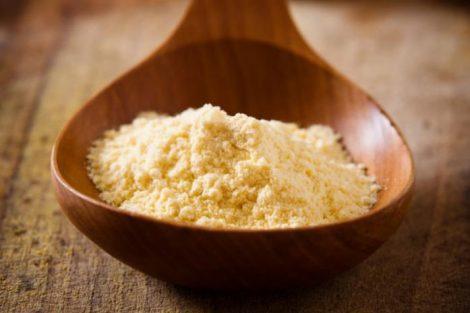 Harina de arroz y harina de maíz para la piel: beneficios únicos