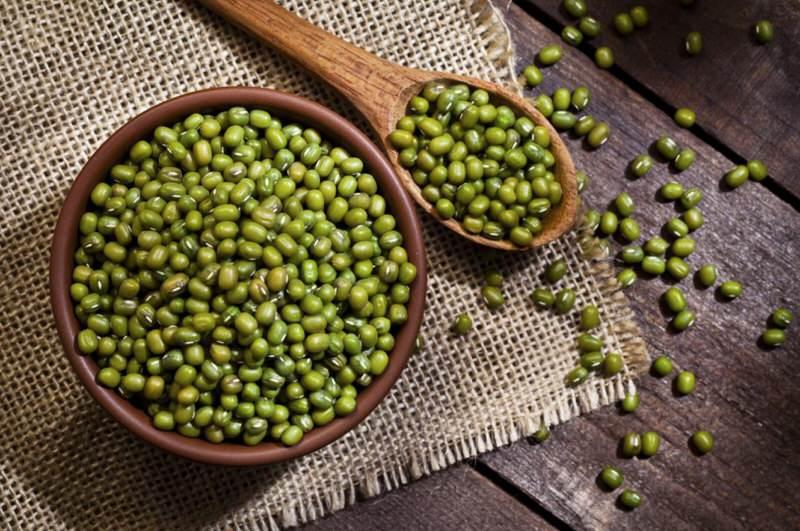 Propiedades de la soja verde
