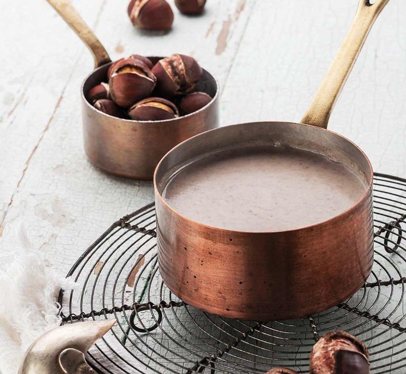 Propiedades nutritivas de la bebida de castañas
