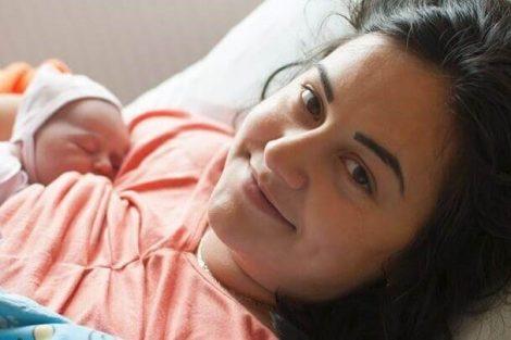 Beneficios de la leche materna para bebés prematuros