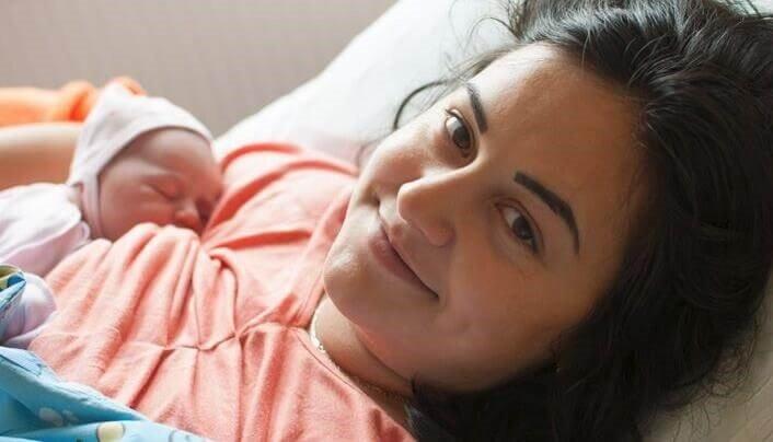 Leche materna para bebés prematuros