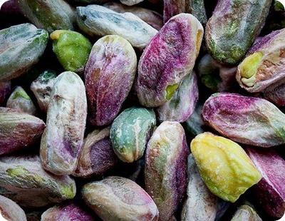 Leche de pistacho