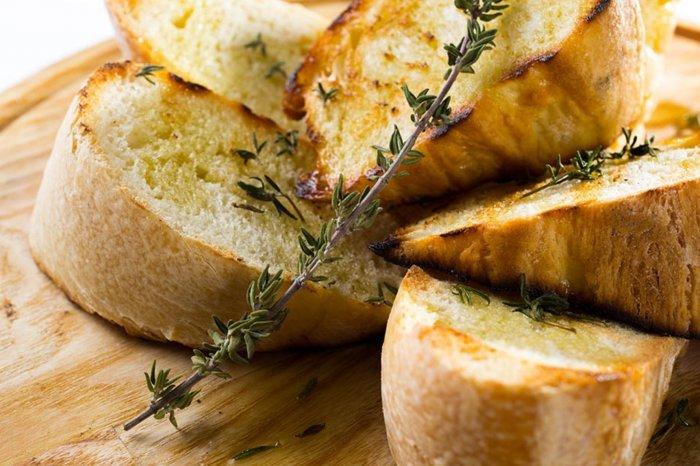 Cualidades del pan con aceite