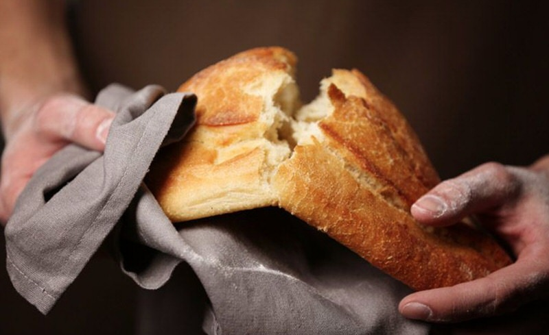Las propiedades del pan en dietas