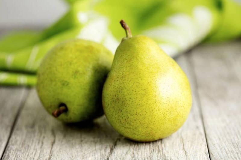 Propiedades nutritivas de la pera