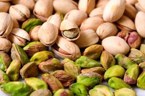 Los pistachos, unos frutos secos cardiosaludables