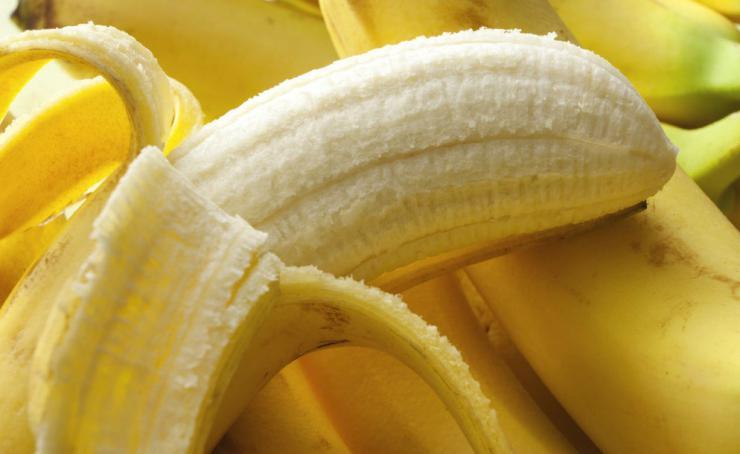 Cualidades saciantes del plátano