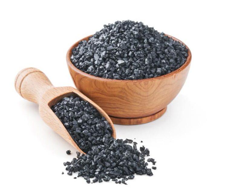 Propiedades de la sal negra