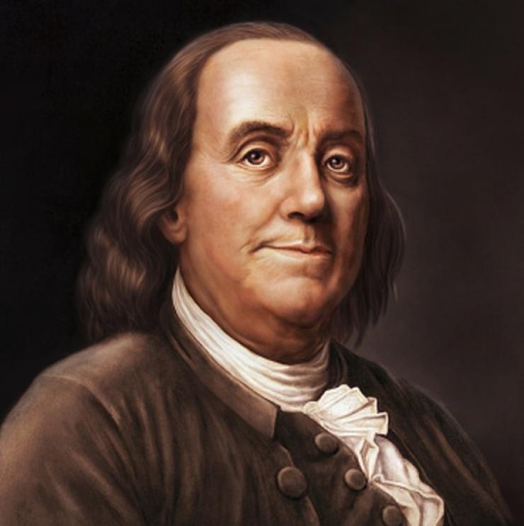 Las 13 Virtudes de Benjamin Franklin
