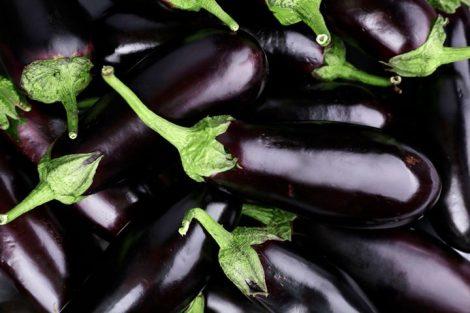Berenjenas: beneficios nutritivos y propiedades increíbles