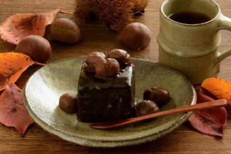 Bizcochitos de castaña y chocolate, una receta otoñal deliciosa