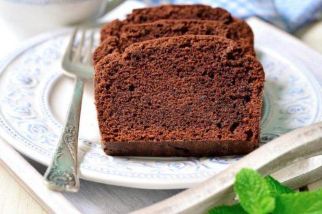 Bizcocho de chocolate sin gluten: receta paso a paso para celíacos