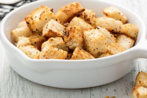 Receta de bocaditos de queso parmesano, crujientes y deliciosos