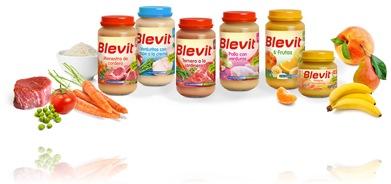 Tarritos Blevit: lo mejor de los tarritos para tu bebé