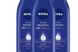 Body milk nutritivo de NIVEA