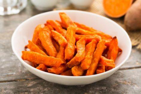 Boniato frito: recetas crujientes y 1 opción saludable