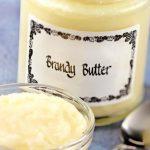 Brandy butter: tradicional salsa dulce inglesa navideña