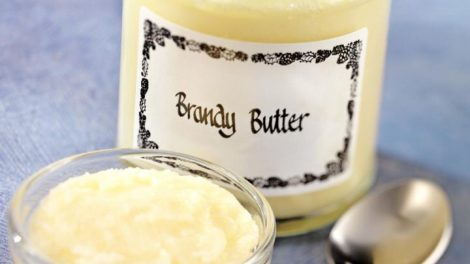 Receta de Brandy Butter
