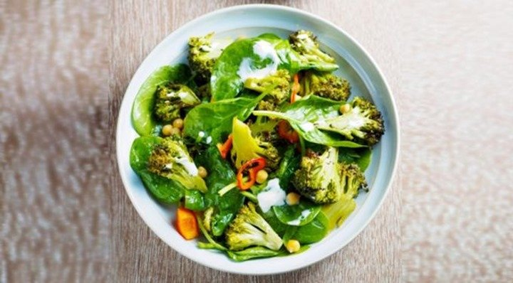 brocoli-yogurt