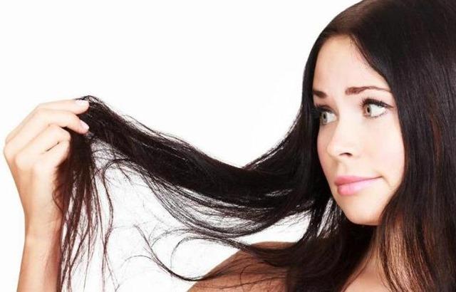 Cómo cuidar el cabello seco y quebradizo con la dieta