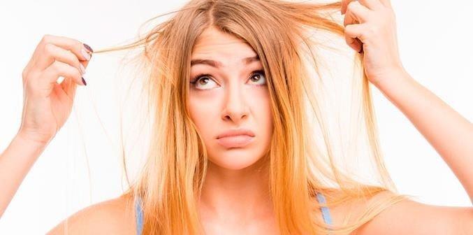Remedios para cabellos frágiles