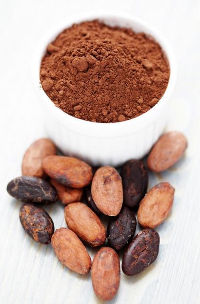 Las propiedades del cacao