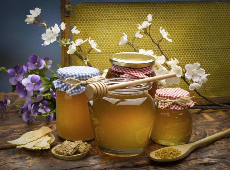 Fecha de caducidad de la miel