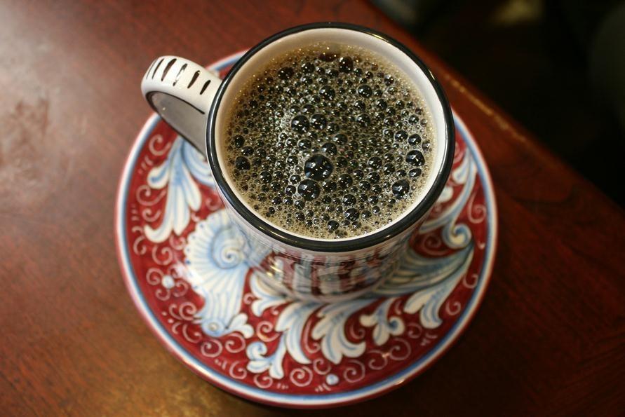 Café de achicoria: receta