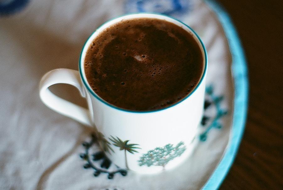 Como hacer cafe de achicoria