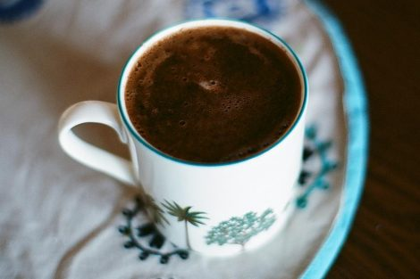 Cómo hacer café de achicoria